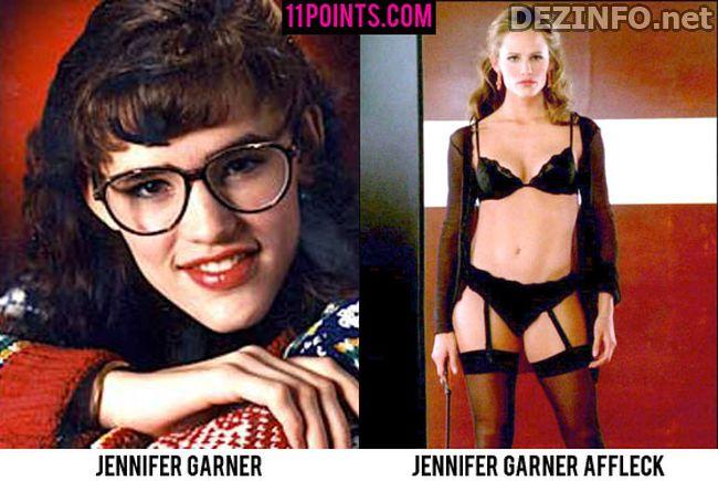 Теперь - знаменитые и сексуальные они стыдятся своего подросткового