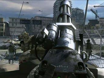 Activision выпустит три новых части Call of Duty
