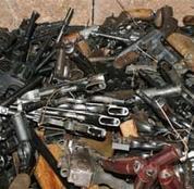 Военная контрразведка КГБ Беларуси изъяла у минчанина арсенал оружия