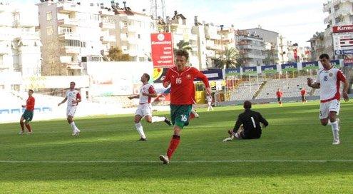 Сборная Беларуси обыграла Армению