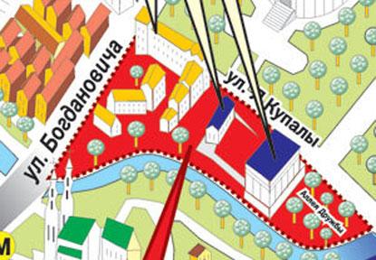 Вместо второй больницы и БелЭкспо в Минске построят офисы и 5-звездный отель