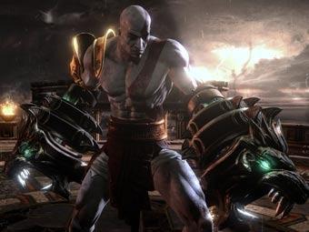 Создание God of War III обошлось в 44 миллиона долларов