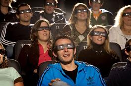 Второй 3D-кинотеатр откроется в Минске в конце года