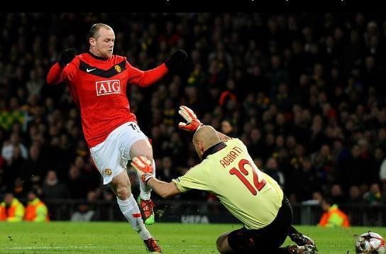 """Лига чемпионов: """"Манчестер Юнайтед"""" и """"Лион"""" - в четвертьфинале"""
