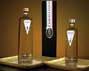 Элитная «золотая» вода по $24.000 долларов за бутылку
