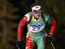 Сборная Беларуси по биатлону заняла четвертое место в смешанной эстафете