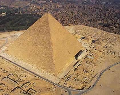 Озеро под Великой пирамидой