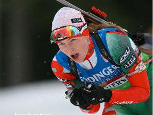 Дарья Домрачева завоевала «золото»