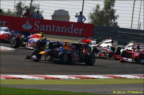 Фернандо Алонсо выиграл Гран При Бахрейна