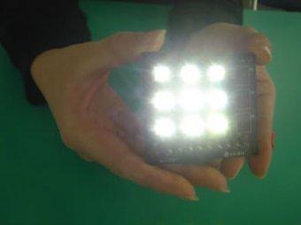 Интернет будут передавать через обычное бытовое освещение