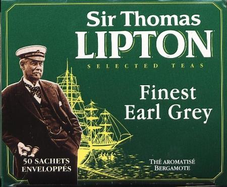 История чая Липтон. Интересно?