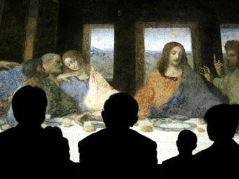 """На """"Тайной вечере"""" Леонардо нашли предсказание конца света"""