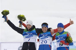 На зимней Паралимпиаде в Ванкувере белорусские спортсмены завоевали еще две бронзовые медали