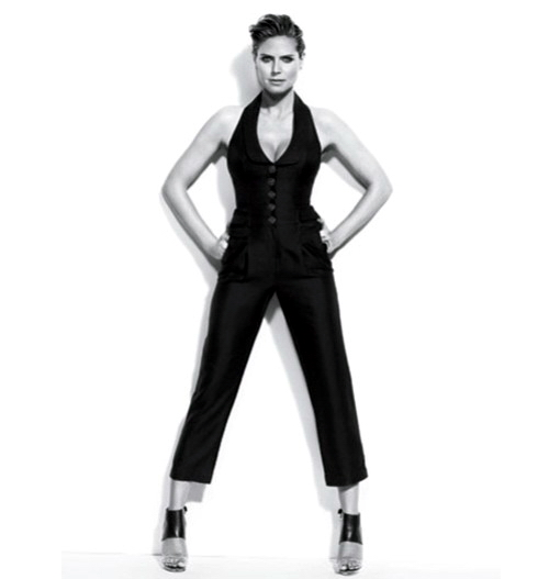 ����� ���� � Marie Claire US