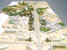 Намечаются преобразования застройки вдоль Партизанского проспекта.
