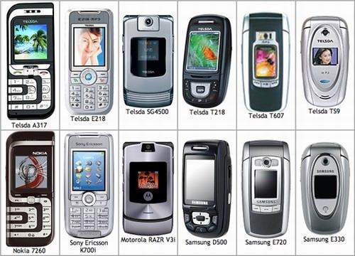Факты и мифы, связанные с китайскими копиями сотовых телефонов