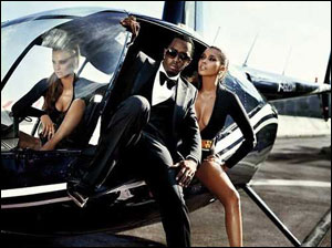 """P Diddy ����� ����� ����� ���������� """"������� �����"""""""