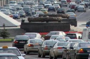 Беларусь на 1 месте в СНГ по обеспеченности автомобилями