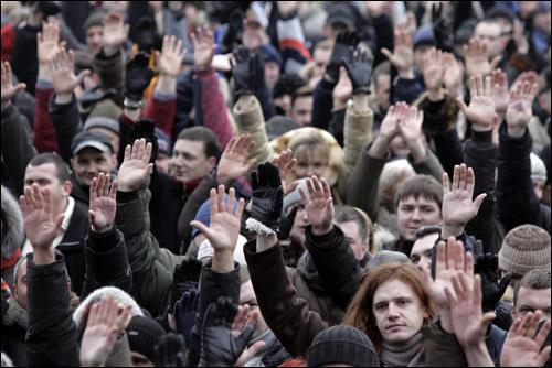 Макей уверен, что белорусская нация сплочена вокруг президента