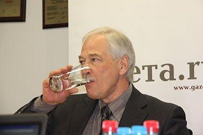 Грызлов отказался от он-лайн конференции из-за неприятных вопросов