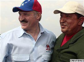 """Лукашенко в Венесуэле: """"живой, деревенский дядька"""""""