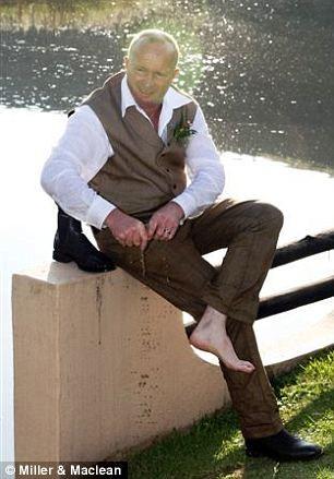 Свадьба свалилась в воду