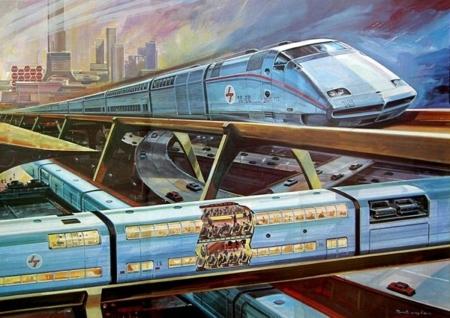 Представления о будущем 30 лет назад