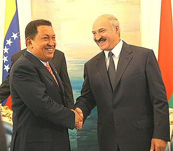 Визит Александра Лукашенко в Бразилию и Венесуэлу комментирует российская пресса