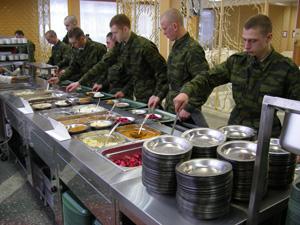 ВС Беларуси: как кормят, так и воюем