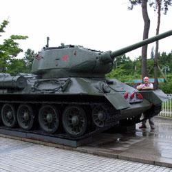 Танковый рейд деда Максима