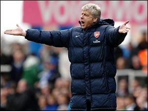 """Отчаянье Венгера - наставник """"Арсенала"""" вспомнил слово на F… Не подумайте, что Фабрегас"""