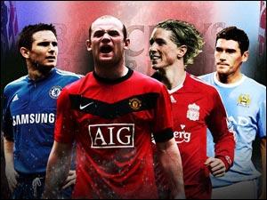 Английская Премьер-Лига - четвёртая в списке самых богатых чемпионатов планеты
