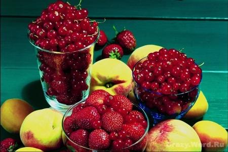 Вкусные краски лета