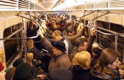 В минском метро – особый режим