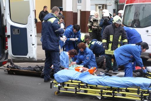Среди пострадавших в московском метро есть гражданка Беларуси