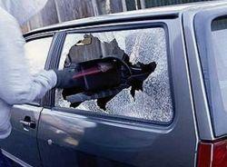 В Ленинском районе резко увеличилось число краж из автомобилей