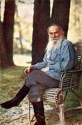 Теперь и Лев Толстой экстремист