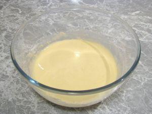 Пирожное «Пасхальное яйцо»