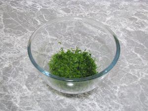 Горбуша, жаренная с зеленью в фольге