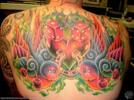 tatoo (всякие разые). Часть 3