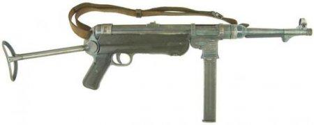 Лучшие пистолеты-пулеметы Второй мировой войны. Часть 2