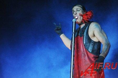 Rammstein в Москве