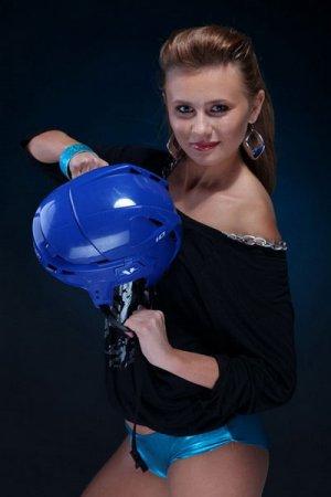 Фанаты выбирают «Мисс Динамо»