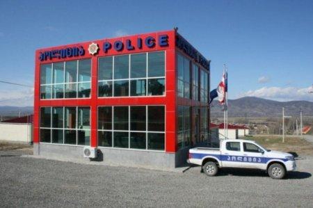 Грузинские полицеские отделения