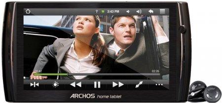 Archos 7 и Archos 8 Home Tablets - планшеты стоимостью $200