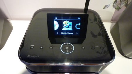 Стильная аудиосистема Philips SoundSphere MCi900 и MCD900