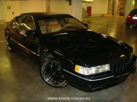 Тюнинг Cadillac STS