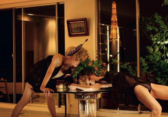 Sophie Srej x Melo Dagault by Satoshi Saikusa