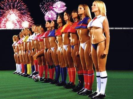 Девушки и спорт
