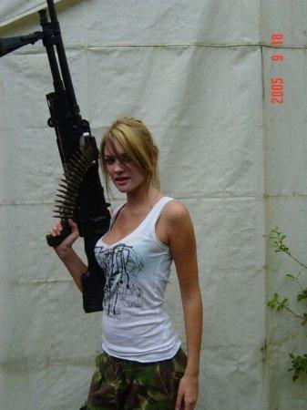 ������� � SHOT Show 2010